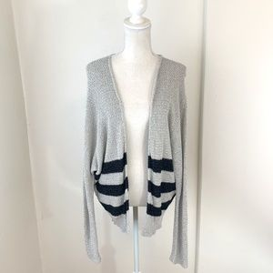 Urban Outfitters BDG Open Front Cardigan Sz S {H}